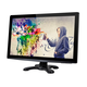 Monoprice 27in IPS-Glass Panel Pro LED Monitor WQHD 2560x1440 440cd/m2 HDMI / DVI / VGA / DisplayPort 1.2 with Built-in Speakers (Open Box)