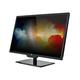 24in 1080p Slim LED Backlit DVI, VGA Monitor (Open Box)