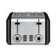 Cuisinart CPT-340 Compact Stainless 4-Slice Toaster - Brushed Stainless