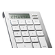 SMK-Link iCalc Bluetooth Calculator Keypad - Wireless Connectivity - Bluetooth - 10 Key - Compatible with Computer, Tablet (PC, Mac) - Built-in Calculator