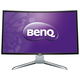 BenQ EX3200R 31.5 inch Curved Monitor 1080p, 1800R Curvature, 144 Hz, Cinema Mode, HDMI, Low Blue Light, Flicker-Free, Premium Multi-Media, Video Enjoyment