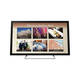 Sharp - PN-L401C - 40in Aquos Board Interactive Display System With 10-point Capacitive Multi-touch