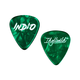 Stage Right by Monoprice Heavy Guitar Picks 0.88mm, 12-pack, Green