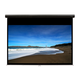 Monoprice 92-inch 16:9 Matte White Fabric Slow-Retraction Manual Projection Screen (Refurbished)