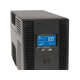 Tripp Lite UPS Smart 1300VA 720W Tower LCD Back Up AVR Coax RJ45 USB - 1300 VA/720 W - 120 V AC - Tower - 4 x NEMA 5-15R, 4 x NEMA 5-15R