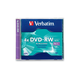 Verbatim DVD-RW 4.7GB 4X with Branded Surface - 1pk Slim Case - TAA Compliant - 4.7GB - 1 Pack