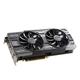 EVGA GeForce GTX 1080 Graphic Card - 1.72 GHz Core - 1.86 GHz Boost Clock - 8 GB GDDR5X - PCI Express 3.0 x16 - Dual Slot Space Required - 256 bit Bus Width - SLI - Fan Cooler - OpenGL 4.5, DirectX 12