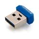 Verbatim 32GB Store 'n' Stay Nano USB 3.0 Flash Drive - Blue - TAA Compliant - 32 GB - Blue - 1 Pack
