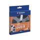 Verbatim DVD-R 4.7GB 8X with DigitalMovie Surface - 10pk Bulk Box - TAA Compliant - 120mm - 2 Hour Maximum Recording Time
