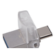 Kingston DataTraveler microDuo 3C - 32 GB - USB 3.1