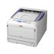 Oki C800 C831DN LED Printer - Color - 1200 x 600 dpi Print - Plain Paper Print - Desktop - 35 ppm Mono / 35 ppm Color Print - 400 sheets Standard Input Capacity - 75000 pages per month - Automatic Dup