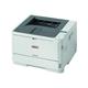 Oki B412dn LED Printer - Monochrome - 1200 x 1200 dpi Print - Plain Paper Print - Desktop - 33 ppm Mono Print - 350 sheets Standard Input Capacity - 60000 pages per month - Automatic Duplex Print - LC