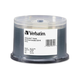 Verbatim CD-R 700MB 52X UltraLife Gold Archival Grade with Branded Surface and Hard Coat - 50pk Spindle - 700MB - 50 Pack