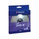 Verbatim DVD+R 4.7GB 16X with Branded Surface - 10pk Bulk Box - TAA Compliant - 120mm - 2 Hour Maximum Recording Time
