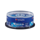 Verbatim BD-R DL 50GB 6X with Branded Surface - 25pk Spindle - TAA Compliant - 25pk Spindle
