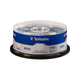 Verbatim Blu-ray Recordable Media - BD-R XL - 4x - 100 GB - 25 Pack Spindle - TAA Compliant - 120mm