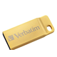 Verbatim 16GB Metal Executive USB 3.0 Flash Drive - Gold - TAA Compliant - 16 GBUSB 3.0 - Gold
