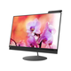 "Lenovo ThinkVision X1 27"" WLED LCD Monitor - 6 ms - 3840 x 2160 - 300 Nit - 1,300:1 - 4K UHD - Speakers - Webcam - HDMI - DisplayPort - USB - 135 W - Black - China RoHS, ENERGY STAR 7.0"