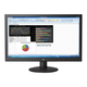 "HP V241p 23.6"" Widescreen LED Backlit LCD Monitor (Open Box)"
