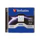 Verbatim Blu-ray Recordable Media - BD-R XL - 4x - 100 GB - 1 Pack Jewel Case - TAA Compliant - 120mm