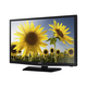 Samsung UN24H4000 24-inch LED TV - 1366 x 768 - 16:9 - Clear Motion Rate 60 - HDMI, USB (Recertified)