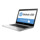 "HP Elitebook X360 1030 G2 13.3"" Flip Design Notebook, Windows, Intel Core i5 2.6 GHz, 8 GB RAM, 256 GB SSD , Silver (1BS97UT#ABA)"