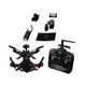 Walkera GPS 800TVL Advance Runner 250 Quadcopter Drone, FPV Ready to Fly Kit -(DEVO 7,100mW, mode 2,OSD, TX5816) (Open Box)