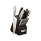 Cuisinart 17-Piece Artiste Collection Cutlery Knife Block Set, Stainless Steel