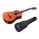 Monoprice Idyllwild 3/4 Classical Guitar with Gig Bag, Natural