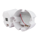 Monoprice ABS Back Enclosure (Pair) for PID 4103 6 1/2