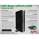 APC BG500 APC Back-UPS Pro 500