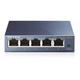 TP-Link TL-SG105 5-Port Gigabit Ethernet Metal Network Switch | Unmanaged