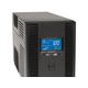 Tripp Lite UPS Smart 1500VA 900W Tower LCD Battery Back Up AVR Coax RJ45 USB - 1.6Minute Full Load - 5 x NEMA 5-15R - Surge-protected, 5 x NEMA 5-15R - UPS-protected