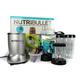 NutriBullet Lean 1200W Hi-Speed Blender/Mixer, 13-Piece Set (Open Box)