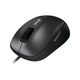 Microsoft 4500 Mouse - BlueTrack - Cable - Black, Anthracite - USB - 1000 dpi - Tilt Wheel - 5 Button(s) - Symmetrical