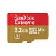SanDisk Extreme MicroSDHC 32GB 90MB/S Flash Memory Card (SDSQXNE-032G-AN6MA)