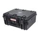 Monoprice Weatherproof Hard Case with Customizable Foam 19x16x8in (Open Box)