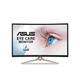 "ASUS Curved 31.5"" Full HD 1080P HDMI VGA Eye Care Monitor 31.5-Inch Screen LED-lit Monitor (VA327H)"