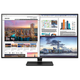 LG MN 43MU79-B 42.5 3840x2160 UHD 1000:1 HDMI DP USB Type-C Speaker BK Retail