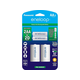 Panasonic Eneloop Genaral Purpose Battery - Nickel Metal Hydride (NiMH) - 1.2 V DC - 2 / Pack