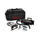 "MetroVac DataVac Portable Vacuum Cleaner - 1.27 kW Motor - 72"" Hose Length - HEPA - AC Supply - 7.50 A - Black"