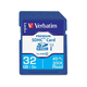 Verbatim 32GB Premium SDHC Memory Card, UHS-I Class 10 - TAA Compliant - Class 10 - 1 Card/1 Pack