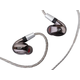 Monoprice MP80 Aluminum In-Ear Earphone Balanced Armature Driver and Dynamic Driver with Three Tuning Nozzles (Open Box)