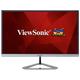 "ViewSonic VX2476-SMHD 24"" IPS 1080p Frameless LED Monitor HDMI, DisplayPort"
