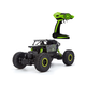 Metakoo Crawler Car Off Road RC Car 4WD 2.4GHz Remote Control Car 1:18 Scale Hobby Car - Green