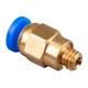 Monoprice Replacement Bowden Coupler for the MP Mini Delta 3D Printer (21666)