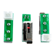 Monoprice Replacement End Stop Set, 3 pieces MP Mini and Mini Pro for 15365, 21711, 33012