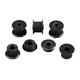 Monoprice Replacement Gear and Pulley Set, 3 Belt Gears and 2 Motor Belt Pulleys MP Mini and Mini Pro