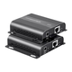 Monoprice BitPath AV HDMI Extender Over Single Cat6 Cable with IR and PoE-Enabled 120m (Open Box)