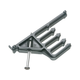 Arlington Low Voltage Cable Support Clip with Screw (CS14SC)